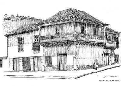 Casa del Florero
