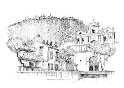 Iglesia de Las Aguas