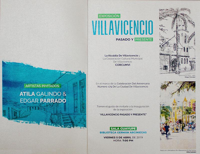 Villavicencio, exposiciones 2019