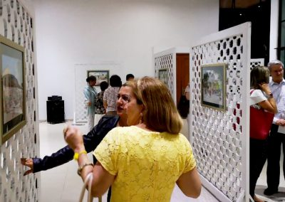 Exposición en El Club El Meta