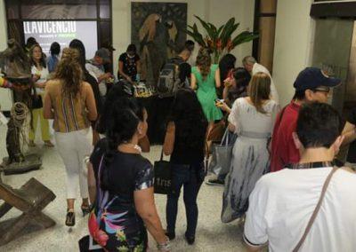 """Inauguración de exposición """"Villavicencio Pasado y Presente"""""""