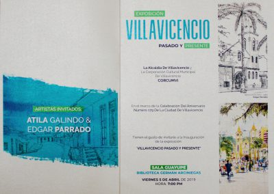 Invitación Exposición Corcumvi