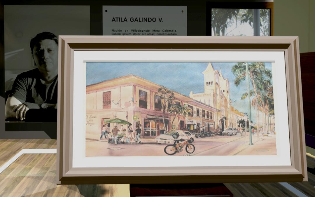 Galería de Atila Galindo Velásquez
