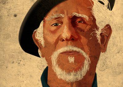 Leo Matiz, Ilustración de Personajes