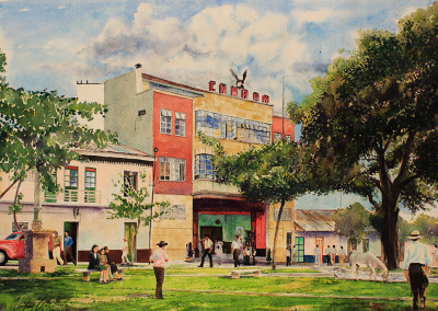 Teatro Cóndor de Villavicencio