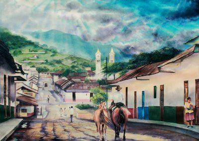 Villavicencio Histórico Carrera 33