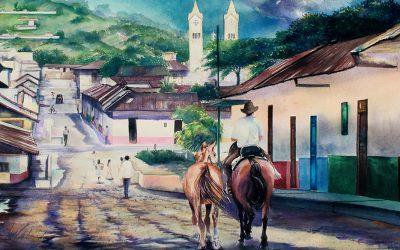 La Cra. 33 Villavicencio Antiguo