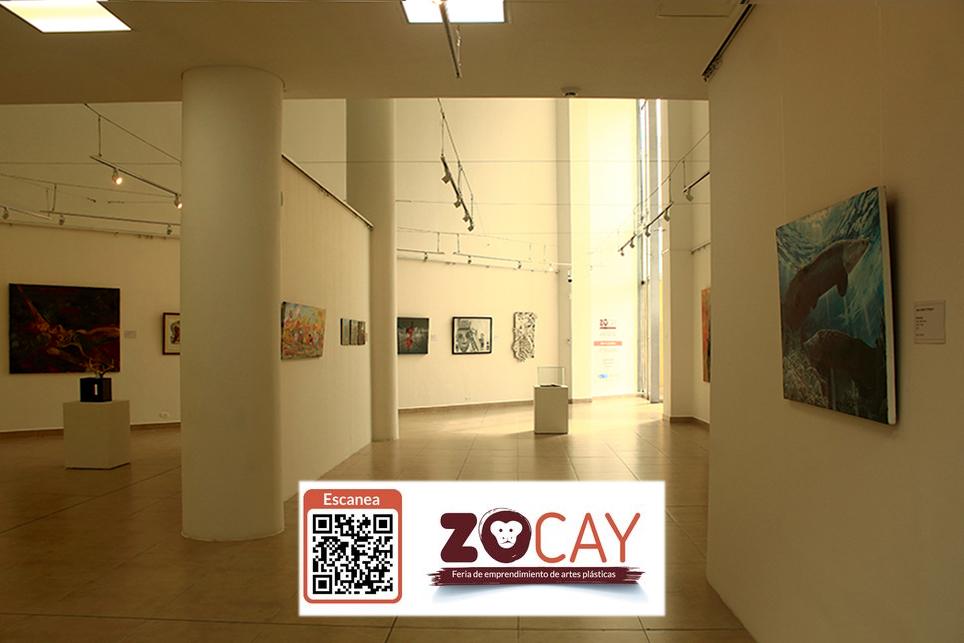 II Feria de Emprendimiento de Artes Pláticas Zocay